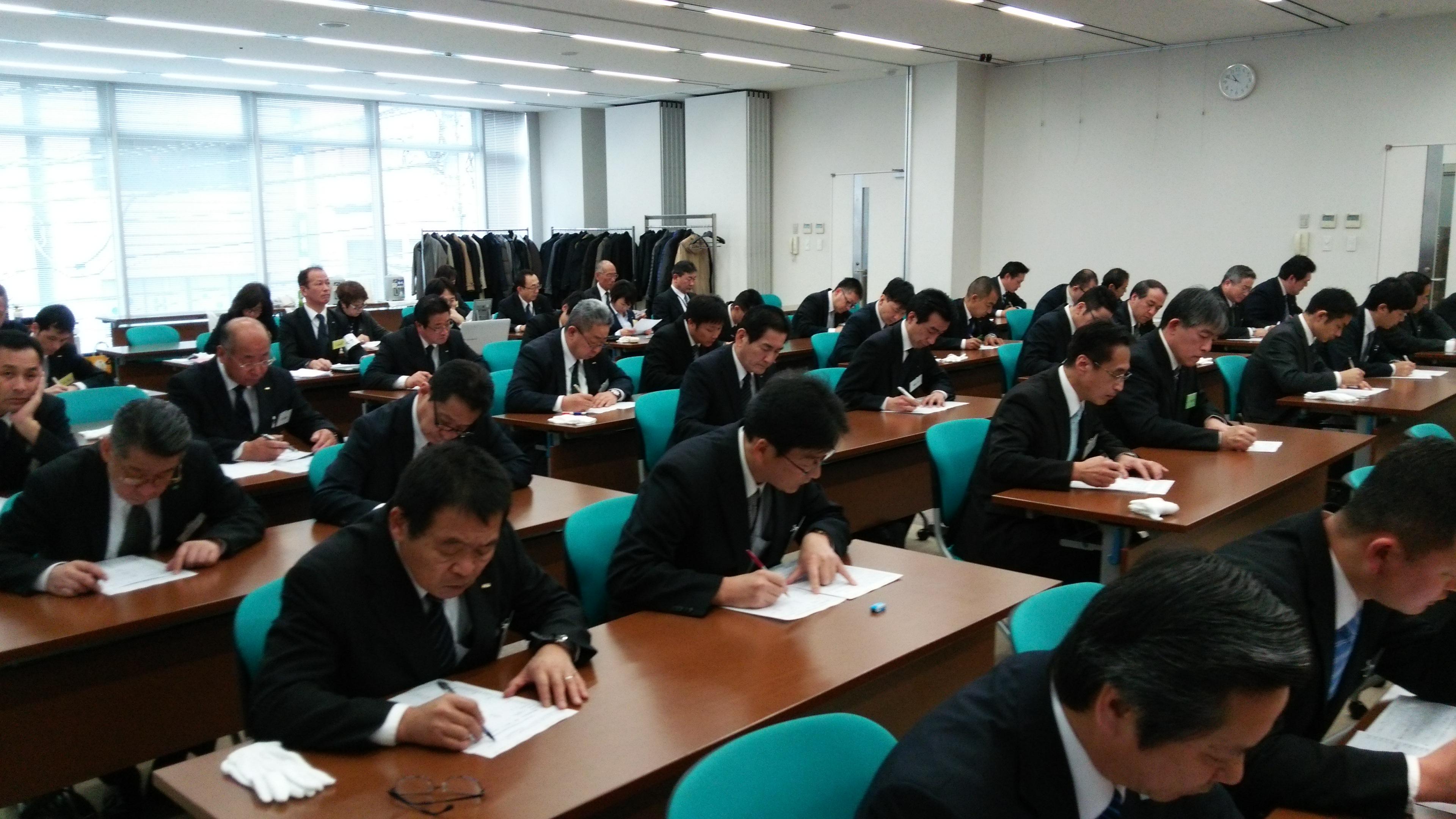 埼玉3級 千葉3級検定試験実施
