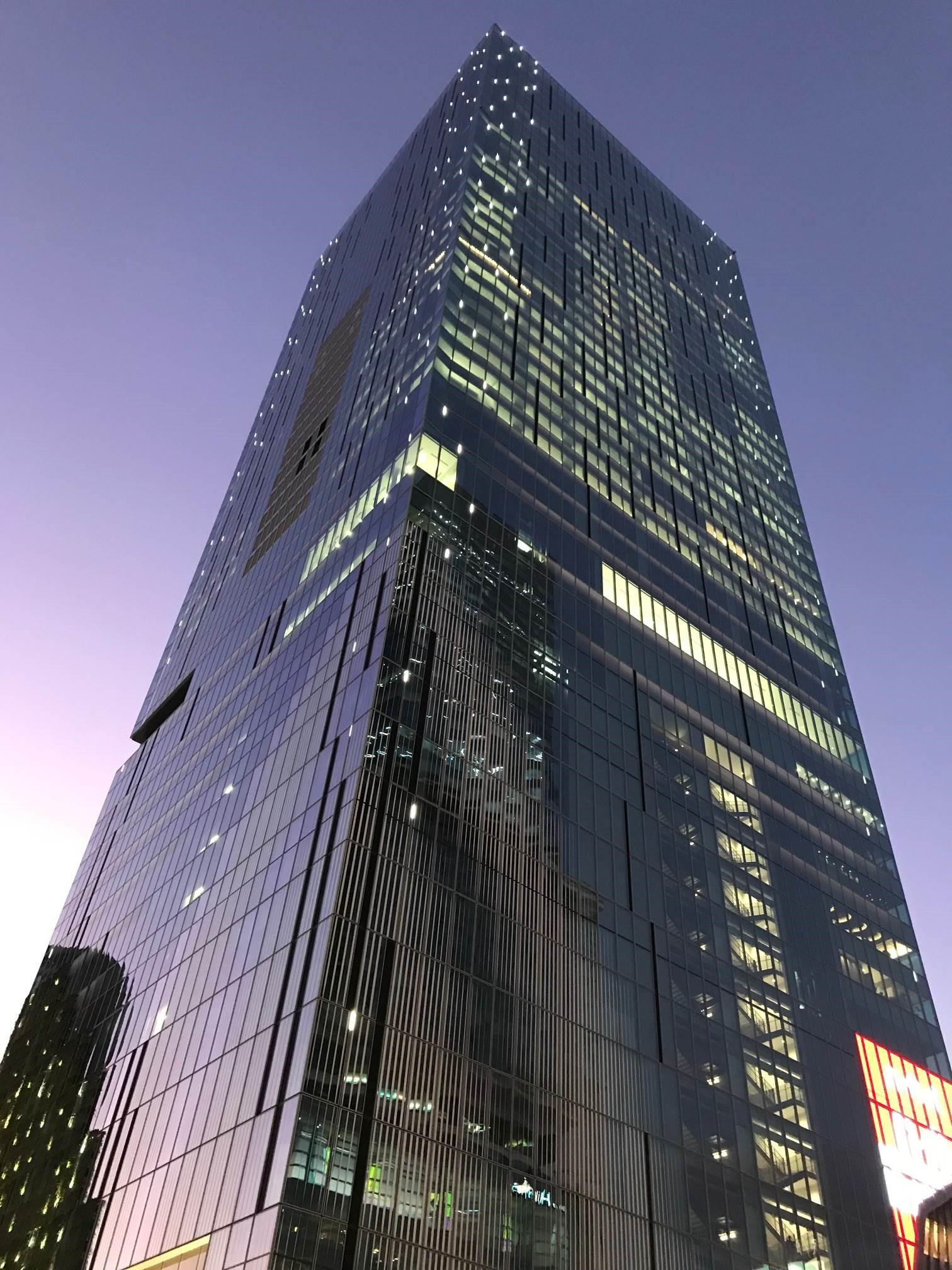 渋谷の街に新しいスポットがオープン