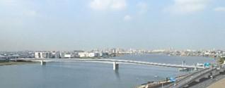 多摩川に架かる新橋梁を「多摩川スカイブリッジ」に決定